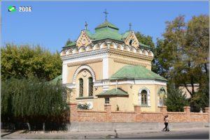 Чирчикский троицкий монастырь